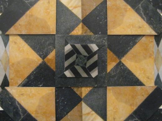 Kelvingrove Floor (detail)