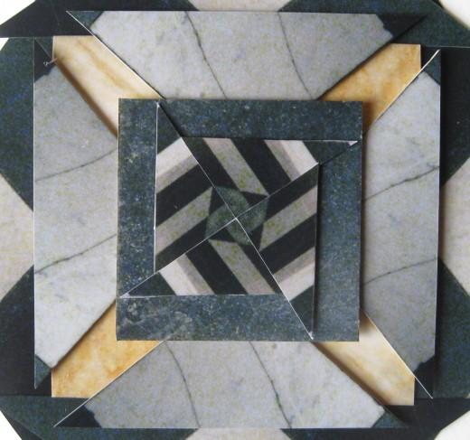Kelvingrove Floor Marble design.