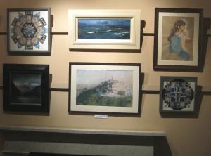 The Art Club Exhibition Nov 2015